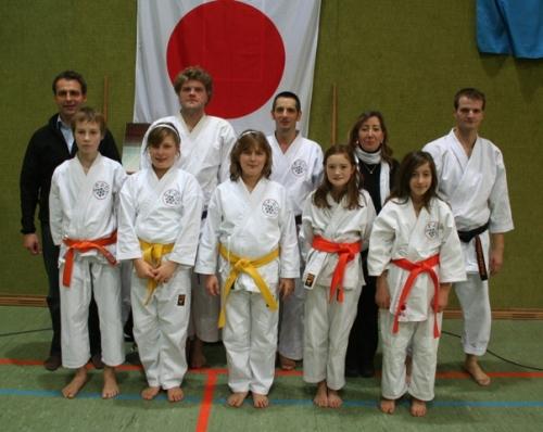 Teilnehmer Bayrische Meisterschaft