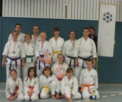 Teilnehmer DM 2007
