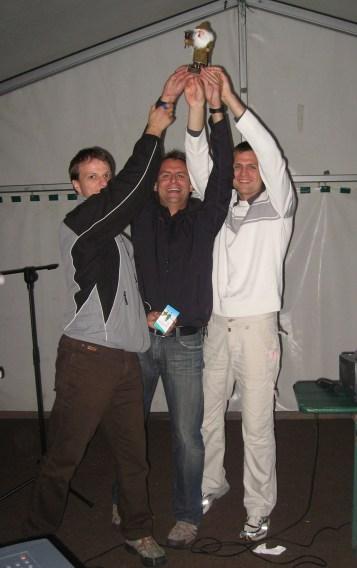 Sieg beim Dojo Wettbewerb
