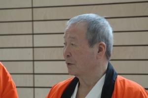 Akio Nagai, dt. Bundestrainer des SKID