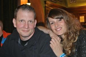Nicole mit dem Dresdner Matthias (Dojo Nitta)