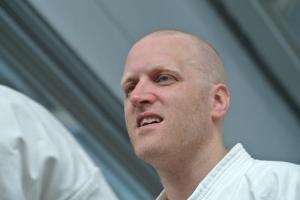 Willi, 5. Dan, Dojoleiter aus Österreich